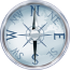 Liahona Security Compass Logo