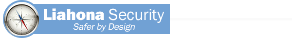 Logo, Liahona Security - Security Services